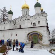 Полёт души и праздник жизни. Церкви Руси XVI — XVII вв.