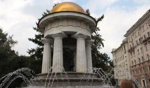 фонтан-ротонда