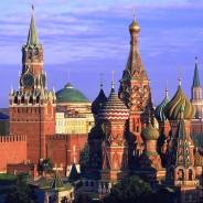 Красная площадь и Великий посад