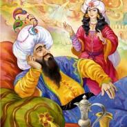 Персидские сказки. Древний Иран