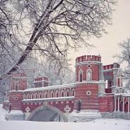 Интерактивная экскурсия по усадьбе Царицыно с посещением Большого дворца