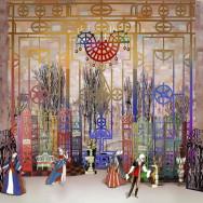 «Игры волшебников» в Театральном музее им.А.А.Бахрушина