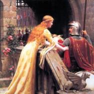Рыцари и прекрасные дамы Средневековья