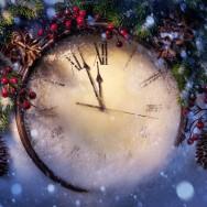 Новогоднее приключение: спасение времени!