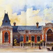 Праздничный квест в театральном музее А.А.Бахрушина