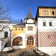 Интерактивная экскурсия в Палатах бояр Романовых на английском языке