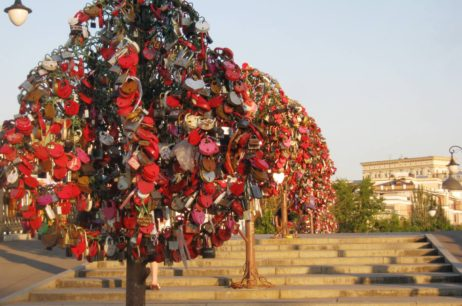 Интерактивная программа «Москва, истории любви» на английском языке