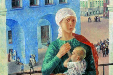 Искусство первой половины XX века. Революция на холсте