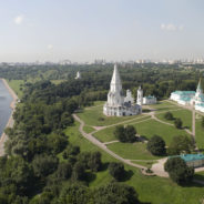 Окно времени в Коломенском