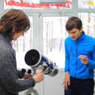 Зимний астрономический лагерь — NLO Camp