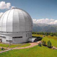 Летний астрономический лагерь в обсерватории Кисловодска