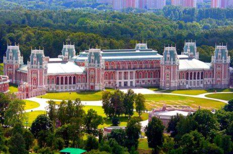 Интерактивная экскурсия «Усадьба Царицыно через века» с посещением Большого Дворца