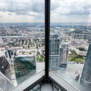 Смотровая площадка Panorama 360 Москва-Сити