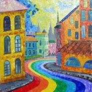 Интерактивная прогулка на английском языке «Разноцветная Варварка»