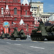 Интерактивная экскурсия «Москва военная»