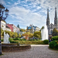 Baden-Baden is so nice, that you have to name it twice