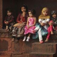 Дети в разных культурах Востока