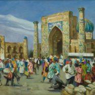 На перекрёстке множества дорог. Средняя Азия