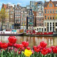 Амстердам – самый свободный город Европы