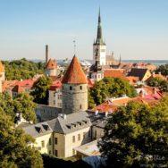 Средневековый Таллин